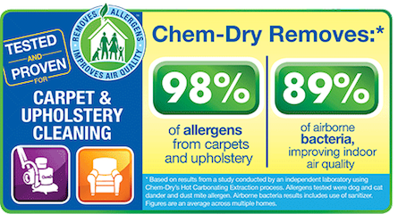 Upholstery Cleaning Services by Aloha Chem-Dry in Kapolei