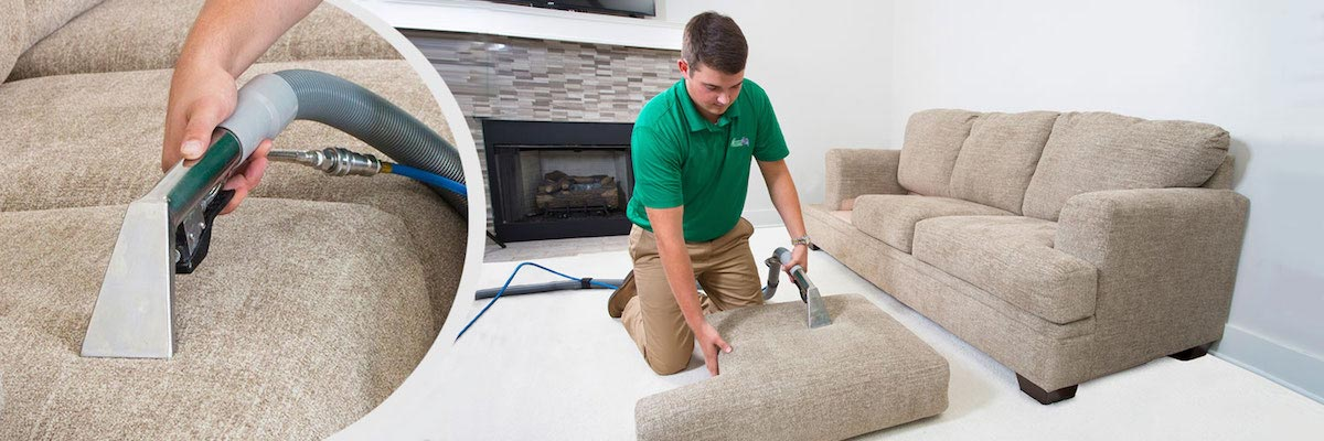 Upholstery Cleaning in Aiea, Oahu