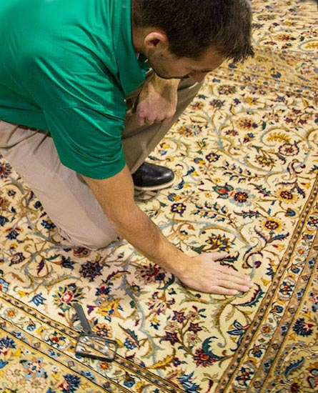 Area Rug Cleaning and Oriental Rug Cleaning by Aloha Chem-Dry in Honolulu, HI