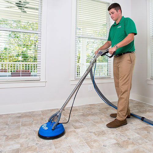 Aloha Chem-Dry tile and grout cleaning service